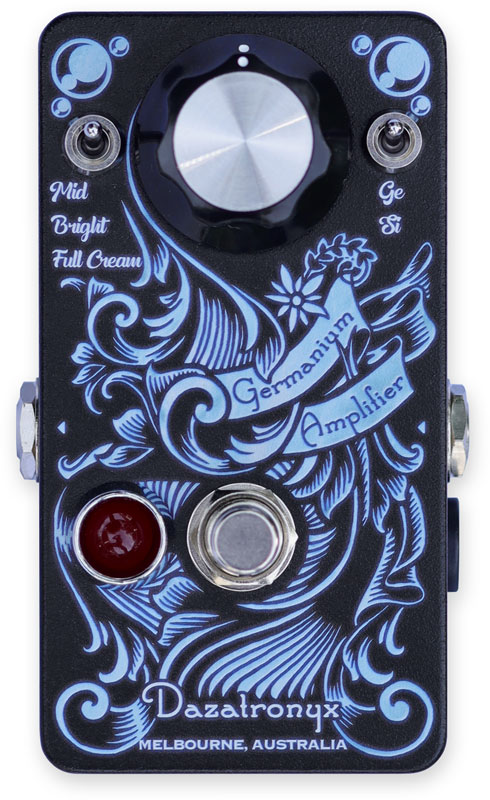 Dazatronyx Germanium Amplifier V2