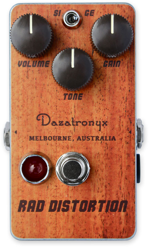 Dazatronyx Rad Distortion